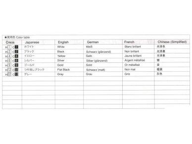 Aoshima - Lamborghini Diablo GT, Mastelis: 1/24, 01050 11