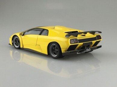 Aoshima - Lamborghini Diablo GT, Mastelis: 1/24, 01050 3