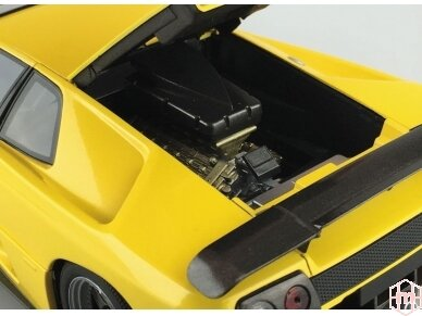 Aoshima - Lamborghini Diablo GT, Scale: 1/24, 01050 4
