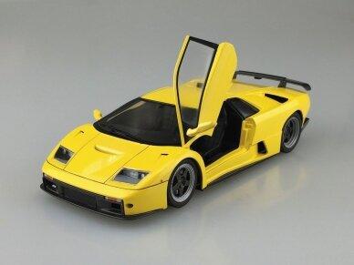 Aoshima - Lamborghini Diablo GT, Mastelis: 1/24, 01050 5