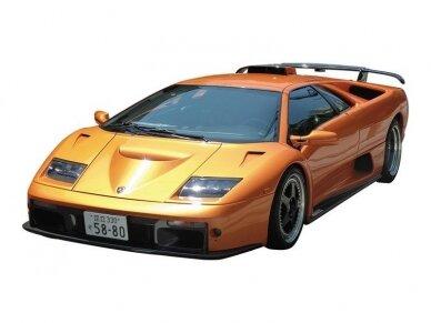 Aoshima - Lamborghini Diablo GT, Mastelis: 1/24, 01050 6