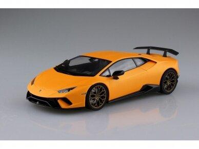 Aoshima - Lamborghini Huracan Performante, Mastelis: 1/24, 05600 2