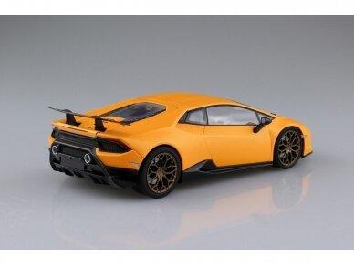 Aoshima - Lamborghini Huracan Performante, Mastelis: 1/24, 05600 3