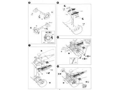 Aoshima - Lamborghini Murcielago LP670-4 SV, Mastelis: 1/24, 00708 11