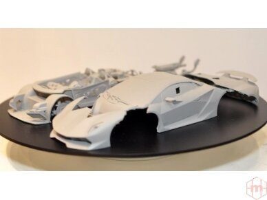 Aoshima - Lamborghini Sesto Elemento, 1/24, 01073 14