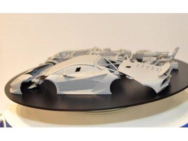 Aoshima - Lamborghini Sesto Elemento, Mastelis: 1/24, 01073 15