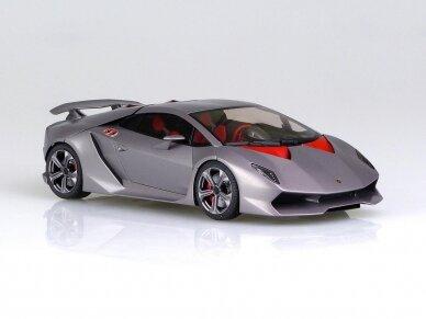 Aoshima - Lamborghini Sesto Elemento, Mastelis: 1/24, 01074 3