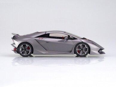 Aoshima - Lamborghini Sesto Elemento, Mastelis: 1/24, 01073 7