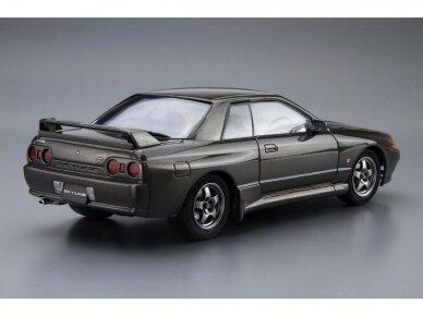 Aoshima - Nissan BNR32 Skyline GT-R '89, Mastelis: 1/24, 05163 3