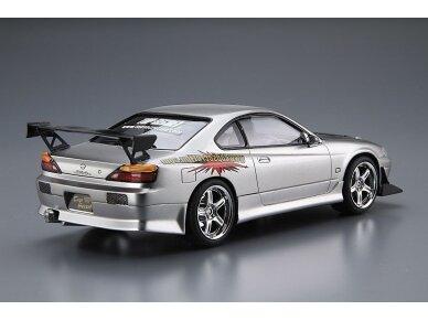 Aoshima - Nissan Top Secret S15 Silvia `99, Mastelis: 1/24, 05355 3
