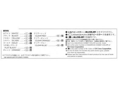 Aoshima - Silvia Impul Turbo Silhouette, Mastelis: 1/24, 05230 6