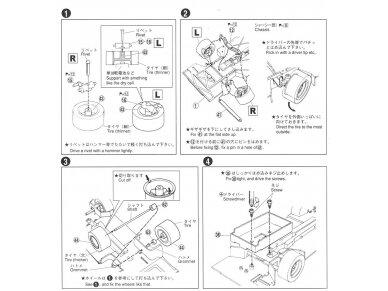 Aoshima - Silvia Impul Turbo Silhouette, Mastelis: 1/24, 05830 8