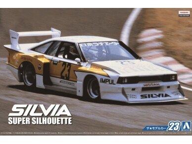 Aoshima - Silvia Impul Turbo Silhouette, Mastelis: 1/24, 05830
