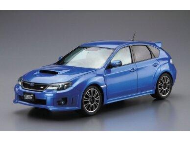 Aoshima - Subaru GRB Impreza WRX STI, Mastelis: 1/24, 05834 2