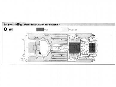 Aoshima - Subaru ZC6 BRZ `12, Mastelis: 1/24, 05161 11