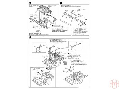 Aoshima - Toyota AE86 Corolla Levin GT-APEX `85, Mastelis: 1/24, 05225 14