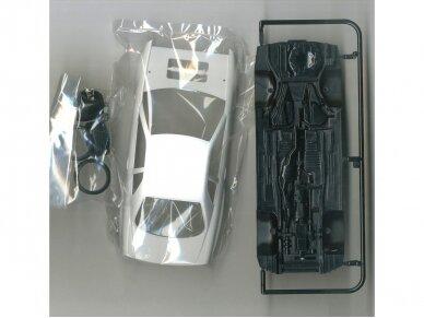 Aoshima - Nissan BNR34 Skyline GT-R V-Spec II '02, Mastelis: 1/24, 05858 2