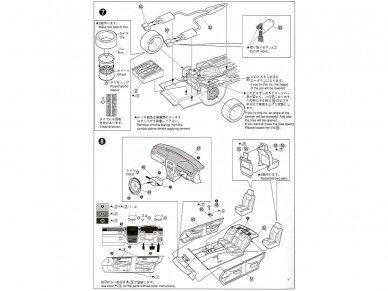 Aoshima - Toyota Celsior Aimgain Cygnus, Mastelis: 1/24, 04239 9