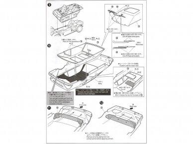 Aoshima - Toyota Celsior Aimgain Cygnus (Lexus LS), Mastelis: 1/24, 04239 10