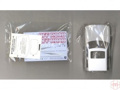 Aoshima - Toyota LN107 Hilux Pickup Double Cab 4WD '94, Scale: 1/24, 05228 6