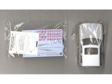 Aoshima - Toyota LN107 Hilux Pickup Double Cab 4WD '94, Scale: 1/24, 05228 6