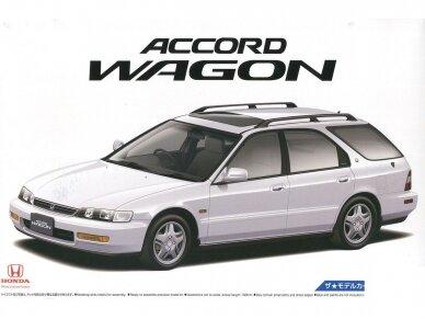Aoshima - Honda CF2 Accord Wagon SiR/VTL '96, Mastelis: 1/24, 05573