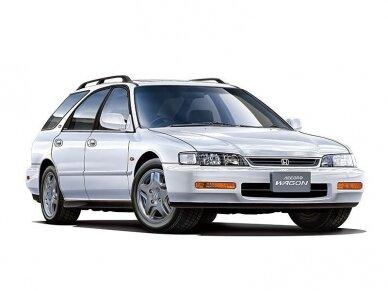 Aoshima - Honda CF2 Accord Wagon SiR/VTL '96, Mastelis: 1/24, 05573 2