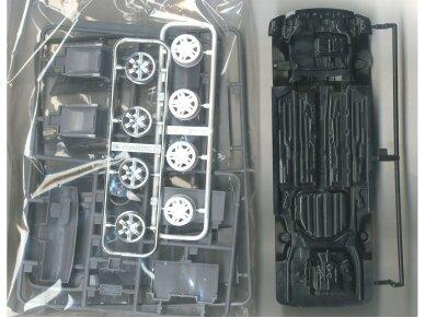 Aoshima - Honda CF2 Accord Wagon SiR/VTL '96, Mastelis: 1/24, 05573 4