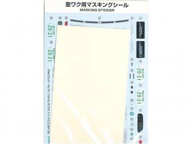 Aoshima - Honda CF2 Accord Wagon SiR/VTL '96, Mastelis: 1/24, 05573 6