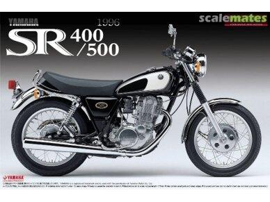 Aoshima - Yamaha SR400/500 `96, Scale: 1/12, 05169