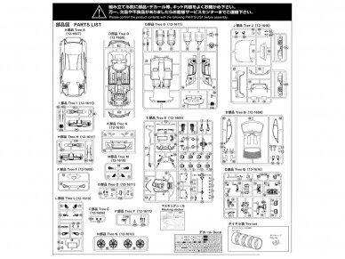 Aoshima - ZN6 Toyota 86 '12, Mastelis: 1/24, 05152 21