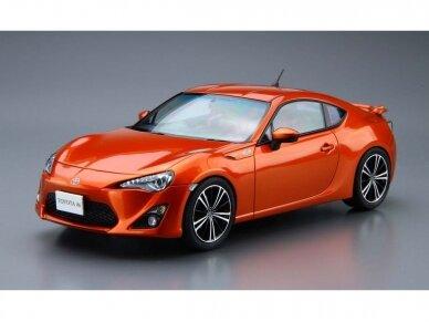 Aoshima - ZN6 Toyota 86 '12, Mastelis: 1/24, 05152 2