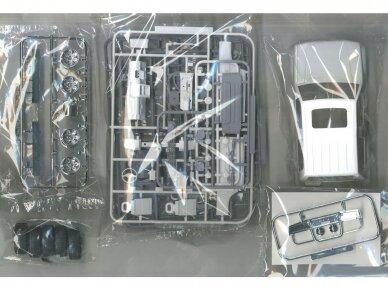 Aoshima - Mitsubishi V24WG Pajero Metal Top Wide XR-II '91, Mastelis: 1/24, 05697 3