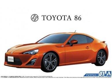 Aoshima - ZN6 Toyota 86 '12, Mastelis: 1/24, 05152
