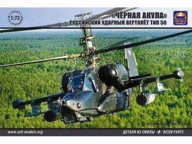 "Ark Models - Ka-50 ""Black Shark"", Mastelis: 1/72, 72040"
