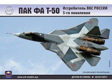Ark Models - PAK FA T-50, Scale: 1/72, 72036