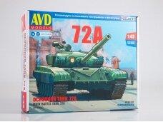 AVD - Tank T-72A, Mastelis: 1/43, 3014