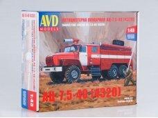 AVD - Fire Engine AC-7,5 (URAL-4320), 1/43, 1299