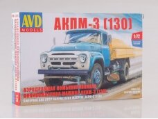 AVD - Street cleaning machine AKPM-3 (ZIL-130), Mastelis: 1/72, 1289