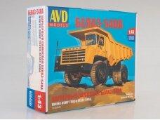 AVD - Belaz-540A dump truck, Mastelis: 1/43, 1330