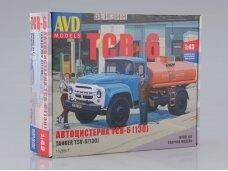 AVD - Tanker truck TSV-6 (ZIL-130) 1/43, 1028