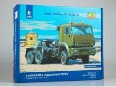 AVD - KAMAZ-65255 tractor truck, Mastelis: 1/43, 1456