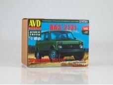 AVD - VAZ-2131 Lada Niva, 1/43, 1463
