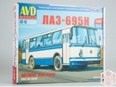 AVD - LAZ-695N bus, Scale: 1/43, 4029