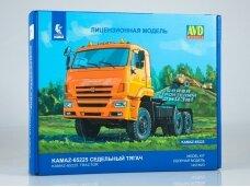 AVD - KAMAZ-65255 tractor truck (facelift), Mastelis: 1/43, 1457