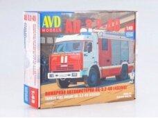 AVD - KAMAZ -AC 3,2-40 (43253) Fire Tanker, 1/43, 1269