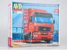AVD - MAZ-5440 Tractor Truck, 1/43, 1455