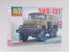 AVD - ZIL-131 flatbed truck, Mastelis: 1/72, 1297