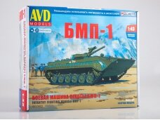 AVD - BMP-1 infantry fighting vehicle, Scale: 1/43, 3017
