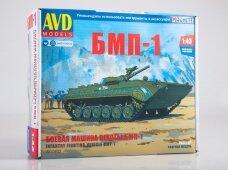 AVD - BMP-1 infantry fighting vehicle, Mastelis: 1/43, 3017